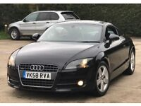 2009 Audi TT 2,0 litre diesel FSH 2 owners