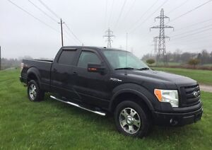 2009 Ford F150 Fx4