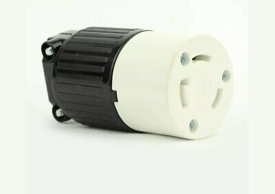 Twist Lock Electrical Receptacle 3 Wire 30 Amps 250v Nema L6-30r Yga017f