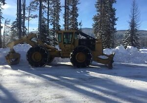 Wanted 2000+ skidder