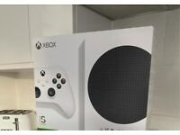 Xbox Series S Console (BRAND NEW SEALED INCLUDES RECEIPT & WARRANTY)