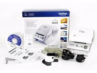 Brother QL-500 Printer Thermal Label Printer