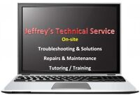 Computer -Technical Service & Training