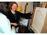 Bespoke Art Classes from Art In Chester by Chloe Augusta
