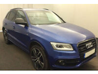 Audi Q5 S Line Plus FROM £129 PER WEEK!