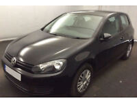 VOLKSWAGEN GOLF 1.4 TSI MATCH SE 1.6 1.9 2.0 TDI SPORT GTD GTI FROM £20 PER WEEK