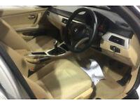 Silver BMW 320 2.0TD 2010 d EfficientDynamics FROM £20 PER WEEK!