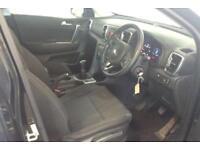 KIA SPORTAGE PHANTOM BLACK 2.0 CRDI AWD KX-1 4X4 DIESEL FROM £62 PER WEEK!