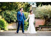 Beautiful Modern Wedding Photography by one of Birmingham's top wedding photographers.