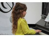Piano lessons with Edinburgh School of Music