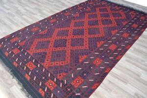 Handmade Afghan Rug 100% Kilim Rug and Sofa Cover