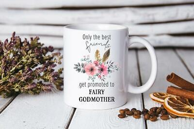 Only the Best Friends Get Promoted to Fairy GodMother