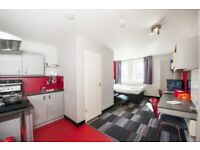 STUDENT ROOM TO RENT IN SHEFFIELD, DELUXE STUDIO WITH PRIVATE FULLY EQUIPPED KITCHEN AND BATHROOM