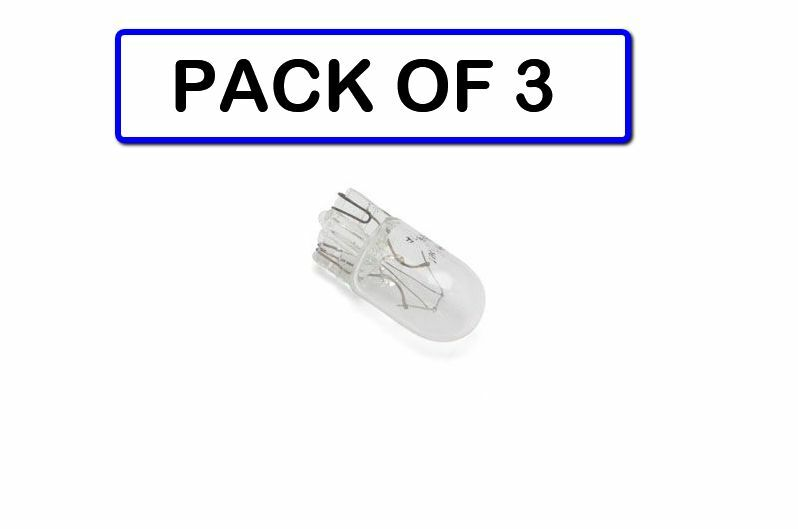 (PACK OF 3) Weller 7194 Wedge Type Light Bulb for 8200 Universal Soldering Gun