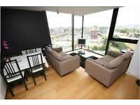 Islington Wharf - Modern One Bed Flat (w/ ensuite and spare room)