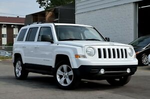 2011 Jeep Patriot Limited