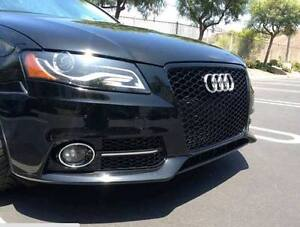 **SUMMER SPECIAL** RS4 Grill Package for Audi A4 B8 2009-2012