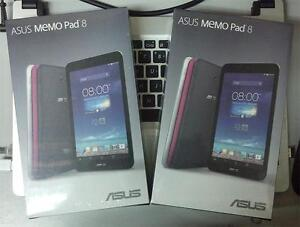 new never used memo pad 8