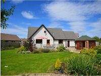 5 bedroom detached house for rent in Black Isle village of Culbokie