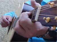 Acoustic guitarist seeks vocalist