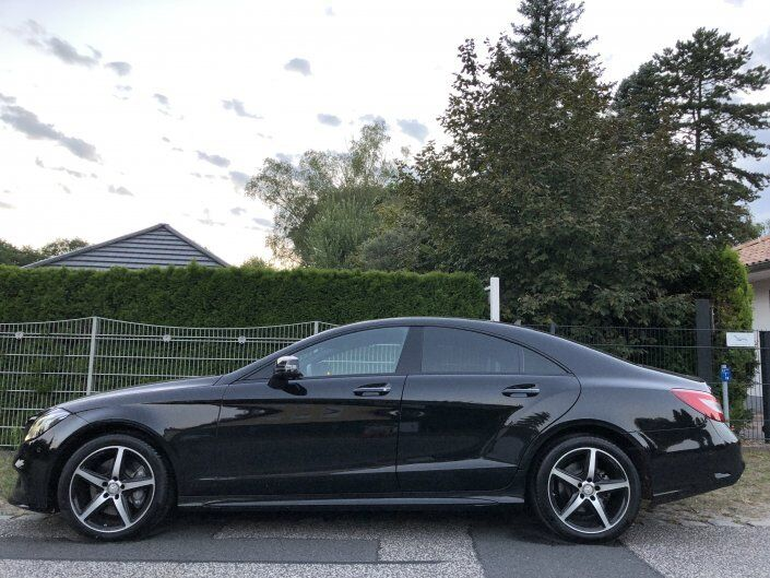 MB CLS 350 CDI 4MATIC Final Edition AMG Line Mieten Mietkauf