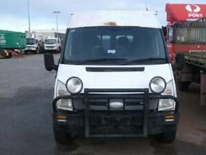 Ford Transit 4x2 Van 2007 wrecking now.#Stock no FDT971 Kenwick Gosnells Area Preview
