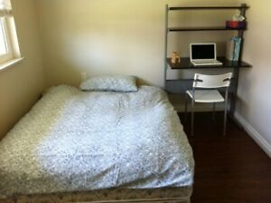 Fully furnished room w/ shared bath