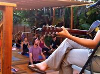 Acoustic Musicians Needed for Live Music Studio Yoga Class