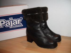 """ PAJAR "" shearling bottes mouton ---- fit size 9-9.5 US / 41 EU"