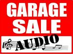 Garage Sale Audio