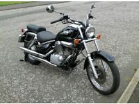 SUZUKI INTRUDER VL 125 cc