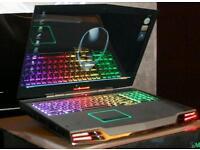 Alienware M17x - R3 / i7 / 16gb ram / 2 × 256gb ssd / 2gb nvidia geoforce / intel hd graphics card
