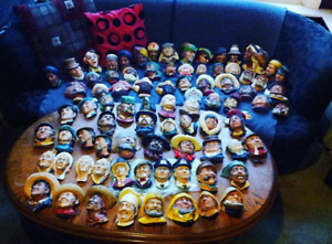 Bosson heads for sale!