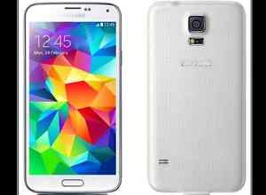 Galaxy s5 mint 16 gig unlocked and rooted running caygen mod 13