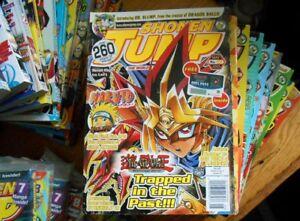 Lot de Bandes Dessinées Manga