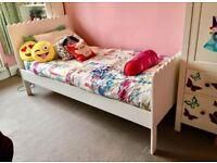 White Childs Bed Frame