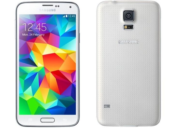Galaxy S5 Unlockedin Dewsbury, West YorkshireGumtree - White colour Galaxy S5 Unlocked Good condition only Chrome bit is bit messyPerfect working order No marks on front or Back