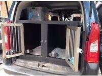 Custom Dog Crates for Citroen Berlingo Multispace (2010)