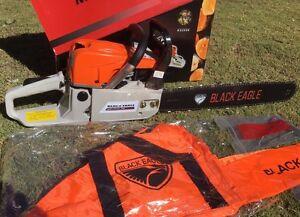 Powerful 58cc Black Eagle Chainsaw NEW in Box Perth Perth City Area Preview