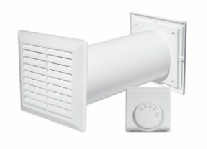 NEU-Garnitur-4zu1-Verteilung-der-Warmluft-Ventilator-Thermostat-Zubehor