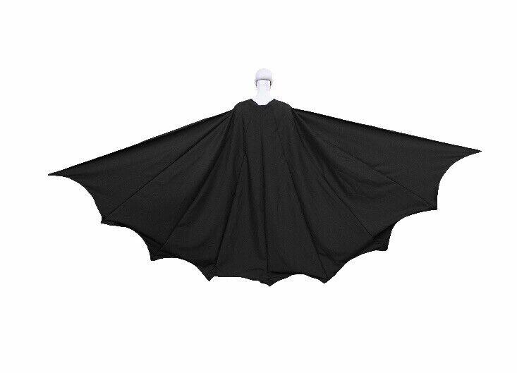 8 Panel Dark Knight Batman Cape Cosplay Professional