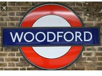R.T.B bedsit in woodford swap to 1 or 2 bedroom