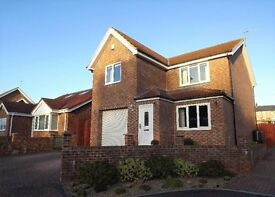 **Four Bedroom Detached House On Modern, Rural Development. Spacious Accommodation.