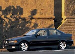 WANTED: BMW E36 328i High-line or executive model Cremorne Yarra Area Preview