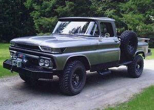 WANTED - '61-'65 GMC/Chevy Project Truck