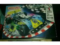 Meccano Turbo Kit
