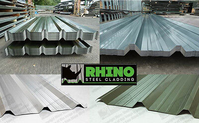 Steel/Metal Roofing & Wall Cladding Sheets for Industrial Buildings & Warehouses