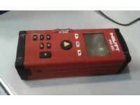 Hilti PD20 laser range meter