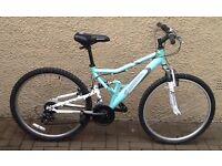 "Bike/Bicycle.LADIES SHOCKWAVE "" XT720 "" MOUNTAIN BIKE"