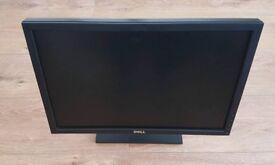 """Monitor Dell 19"""" E1910F in Good Condition DVI VGA"""